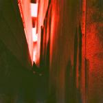赤〜オレンジに染まる35mmフィルムを自作するWS