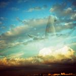 消え行く太陽の塔