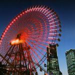 『CineStill 800 Tungsten』&『HORIZON PERFECT』&『横浜夜景』