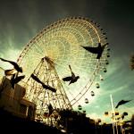 個展「観覧車」& クロスプロセス・多重露光ワークショップの開催!!